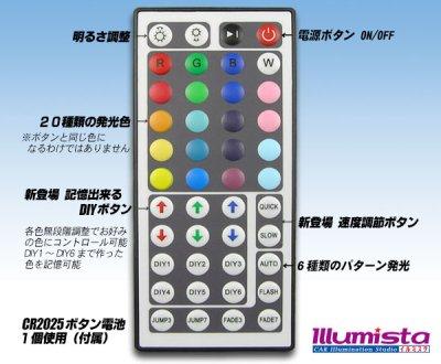 画像1: ミニ 44KEY RGBコントローラー