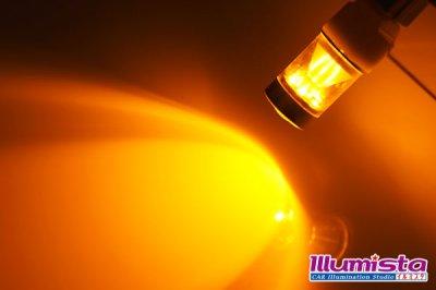画像2: BAU15s CREE XB-D PowerLEDバルブ 黄色